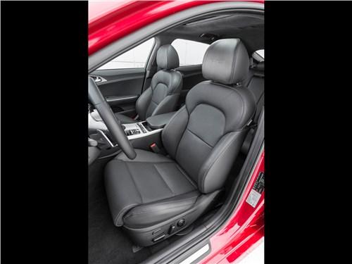 Kia Stinger 2019: фото цены характеристики