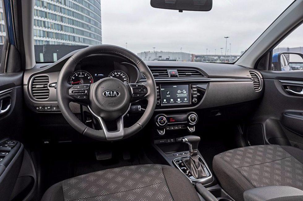 Новый взгляд на Kia X-line 2019: отзывы владельцев авто