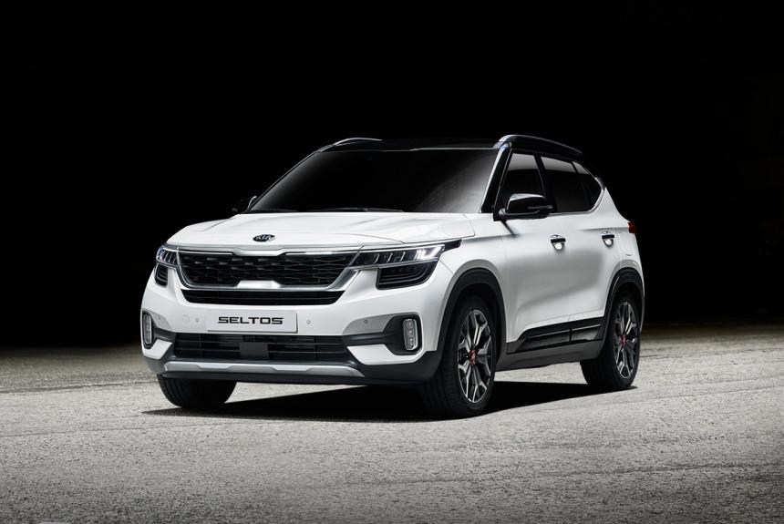 Подробности о старте продаж Kia Seltos в России