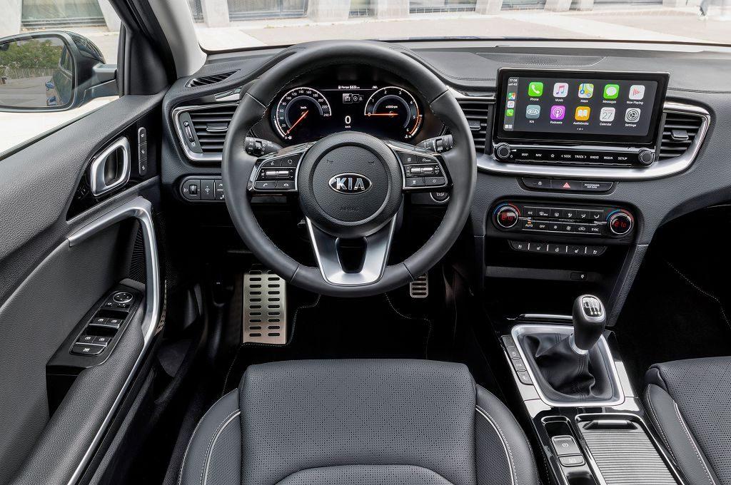 Известные факты о Kia Xceed для России