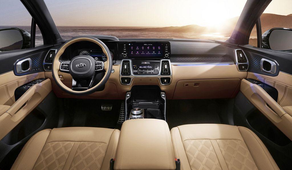 Киа Соренто: фото, технические характеристики, объем багажника. Габаритные размеры Kia Sorento