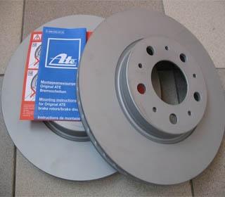 Обзор тормозных дисков Киа Рио 4 FB